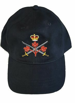 Canadian Army Cap with Crown