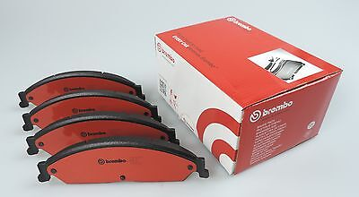 genuine BREMBO Front brake pads for FORD FALCON AU 2 & 3 inc XR6 XR8