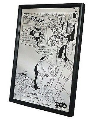 UT Banpresto Lupin the 3rd 30th Anniversary All members Pub mirror Japan anime