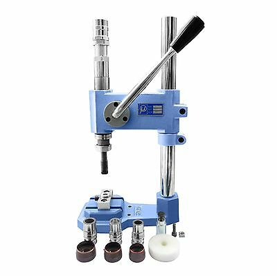 Professional button making press tool dies for 19 20 23 mm blanks included S030