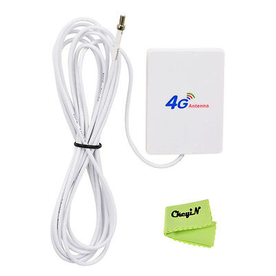 LTE TS9 Interface Antenna Booster Amplifier 28dBi for 4G 3G Mobile Router