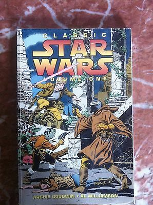 Star Wars Classic Volume One Storm Very Good (B22)