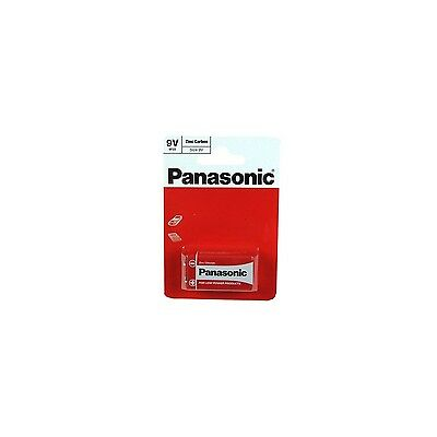 Panasonic 1148 Zinc 6F22R 9 V Special Power Battery