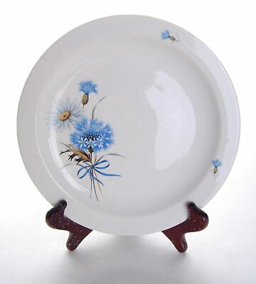 Crown Ducal 23 cm Breakfast Plate With Floral Design