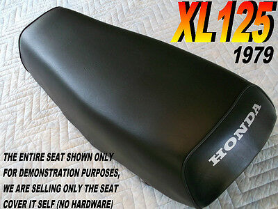 XL125s 1979 Replacement seat cover for Honda XL 125 XL125 080