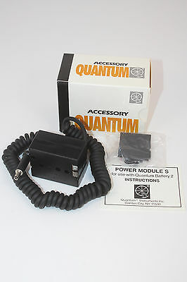 Quantum Battery 2 Module Ms For Sunpak Nib