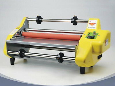"""Newest 13"""" Laminator Four Rollers Hot Roll Laminating Machine 220V A3 Paper"""