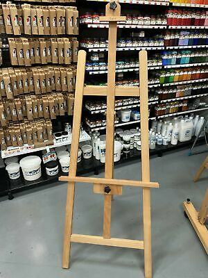 French Easel for Art studios & Display Beechwood 160cm(H),clearance sale price