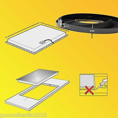 Sealing tape for Cooktop 2,5 m Induction hob Glass-ceramic Glass