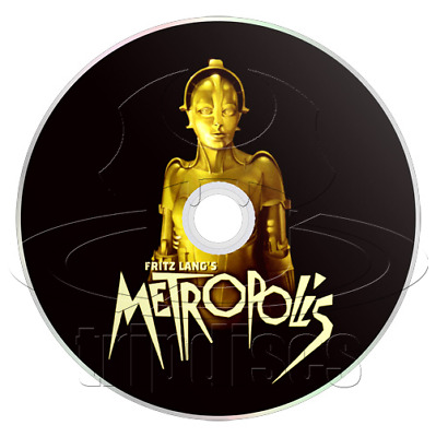Metropolis (1927) Fritz Lang Drama, Sci-Fi Movie / Film on DVD
