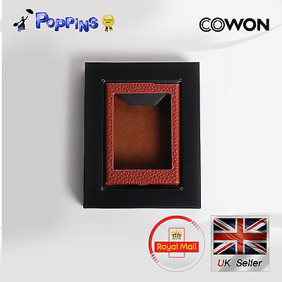 New Genuine Cowon PLENUE D Leather Case Brown