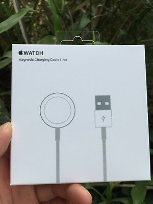 Genuine Apple 1M WATCH MAGNETIC CHARGING CABLE For APPLE WATCH Sport Classical