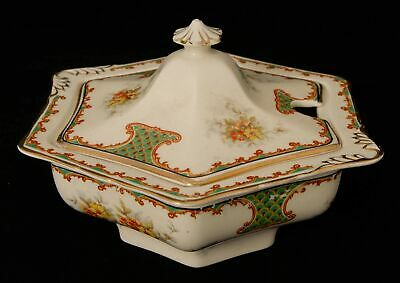 1x Grimwades Royal Winton 9746 Pattern Small Serving Dish and Lid