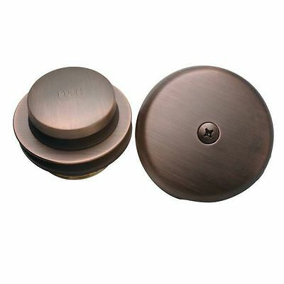 "Moen M9212 DRAIN, WASTE & OVERFLOW TRIM KIT OIL RUB BRONZE 1-3/8"" 1-1/2"" POP TOP"