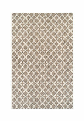 HALLWAY RUNNER Mat Carpet SEASPRAY Rubber Backed Moroccan Hall Rug 66cm wide
