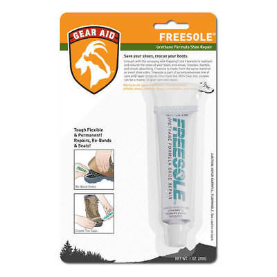 NEW Gear Aid Freesole Shoe Repair from Outdoor Adventure Gear