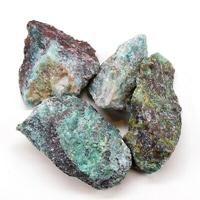 50g Natural Rough Chrysocolla Lot (Chryco01)