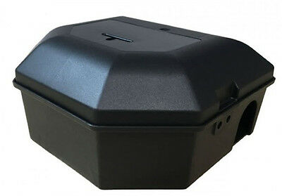 Kritterkill Mouse/rat Bait Box -  Top Selling Very Sturdy Bait Box