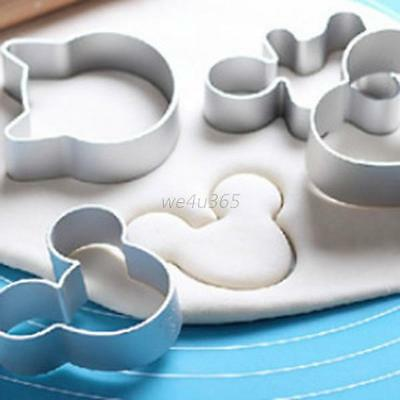 Mouse Shaped Cookie Mould Baking Mold Pastry Dessert Cake Cutter Kithcen Tools