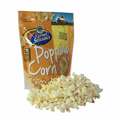 Popping Corn Kernels - 16 OZ - Perfect for Home Popcorn Machines