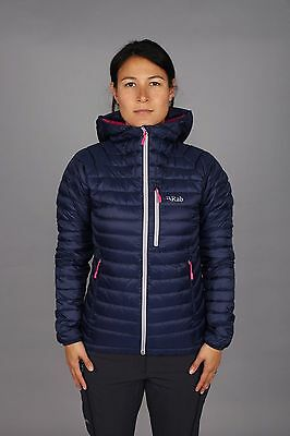 Rab Women's Microlight Alpine Down Jacket (Twilight)