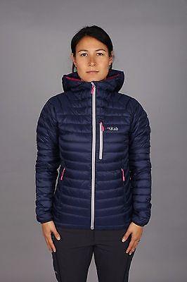 Rab Women's Microlight Alpine Down Jacket (Twilight)
