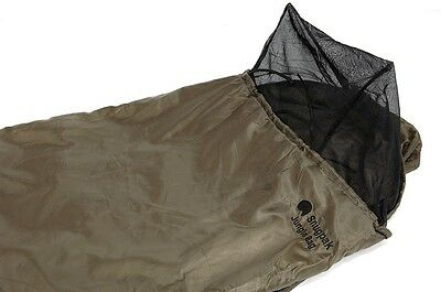 Snugpak Jungle bag - Sleeping Bag Ideal For the Tropics - Roll Up Mosquito Net