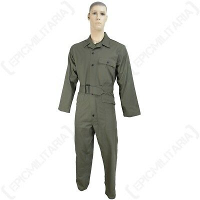 Repro WW2 American Army HBT Tanker Suit - All Sizes WWII Kombi Overalls Trousers