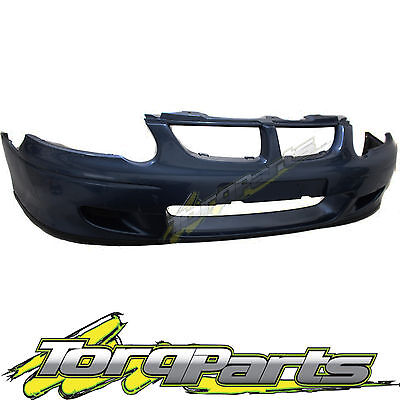 Suit Holden Vx Commodore Executive Front Bumper Bar Cover Plastic 00 01 02