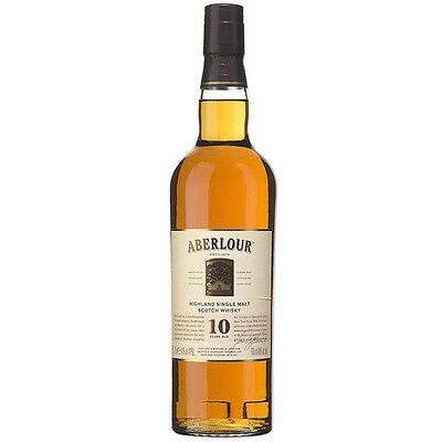 Aberlour 10 Year Old Scotch Whisky 700mL