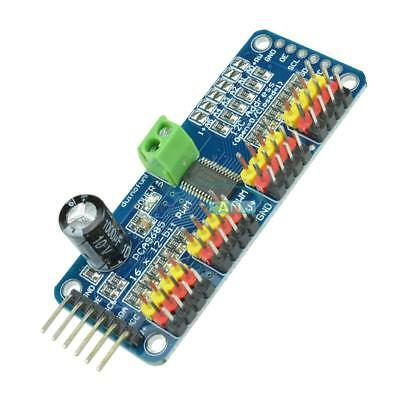 PCA9685 16 Channel 12-bit PWM Servo Motor Driver I2C Module Robot WC For Arduino