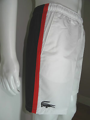 "LACOSTE SHORTS ""SPORTS COLLECTION"" SIZE 3/4/5/6 S/M/L/XL rrp:-£80"