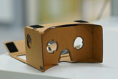 New Cardboard 3D Vr Virtual Reality Glasses For Google Android