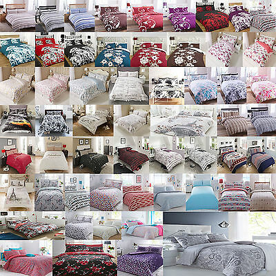 Pieridae Duvet Cover with Pillow Case Quilt Cover Bedding Set Single Double King