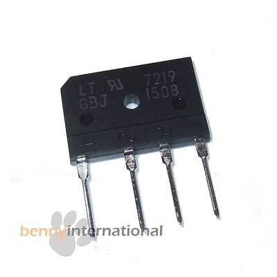 15A 800V Gbj1508F Glass Passivated Bridge Rectifier Diode