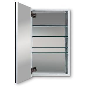 Broan NuTone 52WH244DPX Metro Deluxe Frameless Med. Cabinet