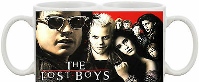 The Lost Boys Classic 80S Dvd Movie Mug *great Gift* Uk Seller