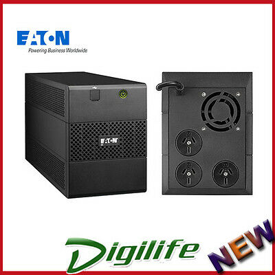 Eaton 5E2000i 5E 2000VA/1200W Line Interactive UPS Tower with AVR 5E2000IUSB-AU