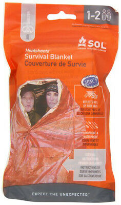 Adventure Medical SOL Series Emergency Survival Blanket-0140-1701
