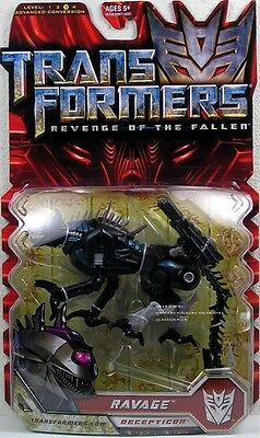 Transformers 2 Revenge of the Fallen Deluxe Action Figure – Ravage