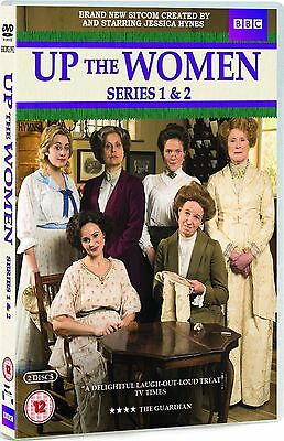 UP THE WOMEN - Complete BBC Season Series 1 & 2 Collection Boxset (NEW DVD R4)