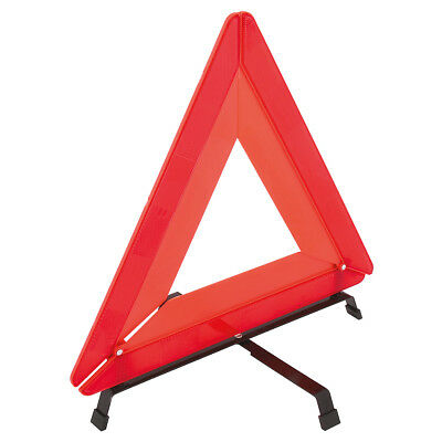 Sealey TB40 Warning Triangle + Carry case Reflective Red NEW part no MTR911101