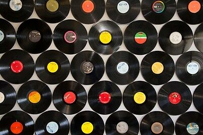"""Job Lot of 20 x 7"""" Vinyl Single Records 80s  collection fillers Picture Sleeves"""