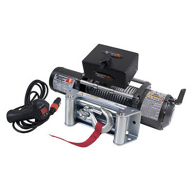 Rugged Ridge Winch Heavy Duty 8500 Lbs Winch