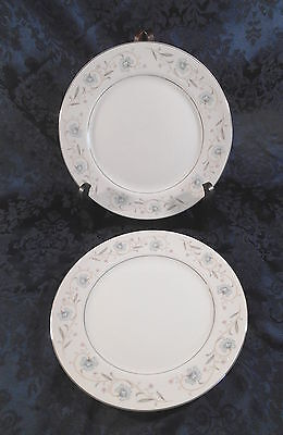 "Set of 2 English Garden Fine China - 1221 - 10 1/4"" Dinner Plate"