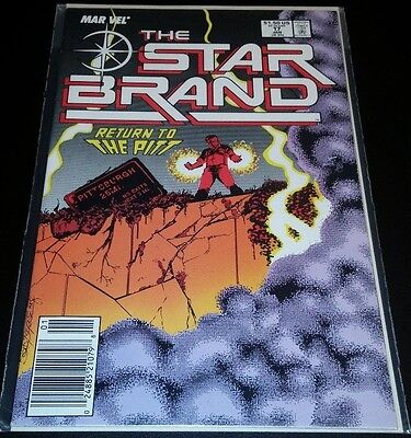 The Star Brand #17. John Byrne art. High Grade.
