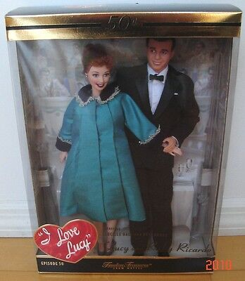 I love Lucy Barbie & Ricky~Lucy is Enceinte ~50th Anniversary Edition~Episode 50