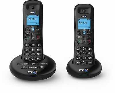 BT 3540 Twin Digital Cordless Telephone With Answering Machine & Speaker Phone