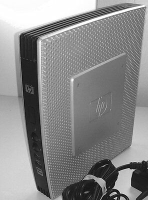 HP THIN CLIENT T5720 con XP come server per Cumulus Weather Station Software