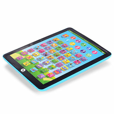 Mini First Educational Tablet Laptop Computer Toddler Child Kids Learning Toy